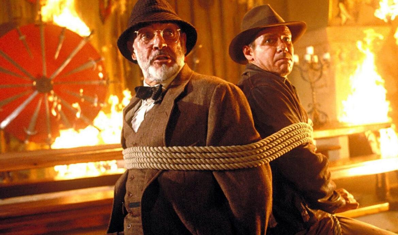 Indiana Jones saga