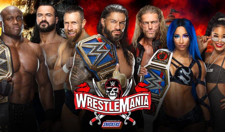 WrestleMania 37 preview