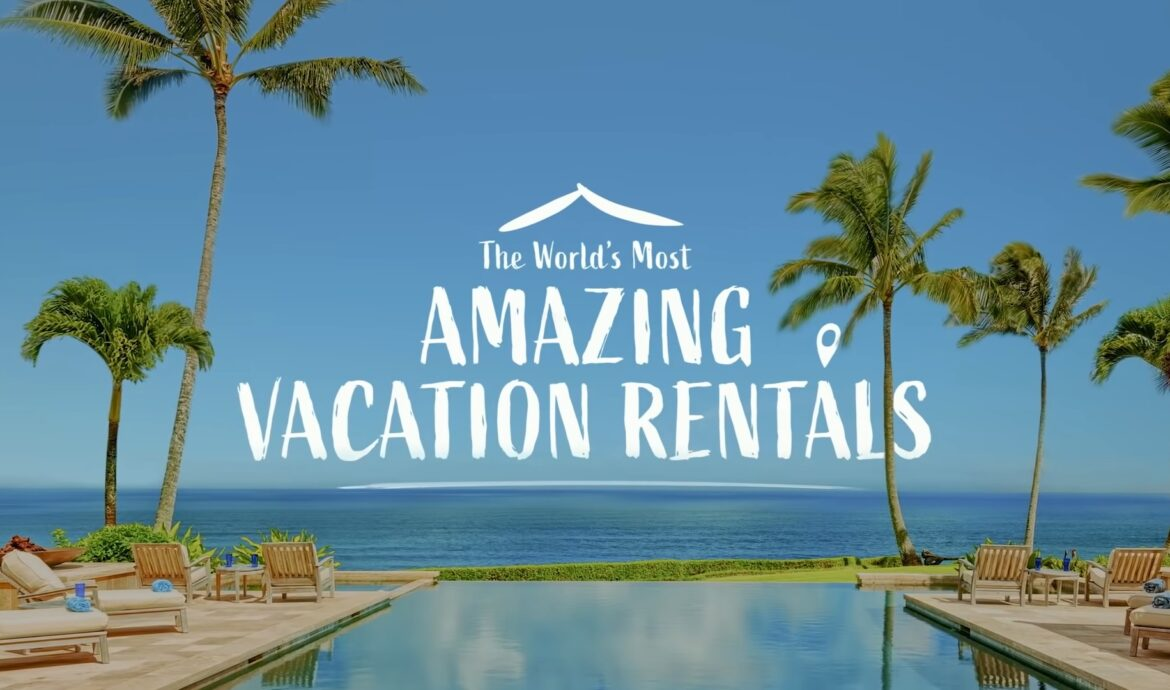 The World's Most Amazing Vacation Rentals | Top 3 Netflixseries