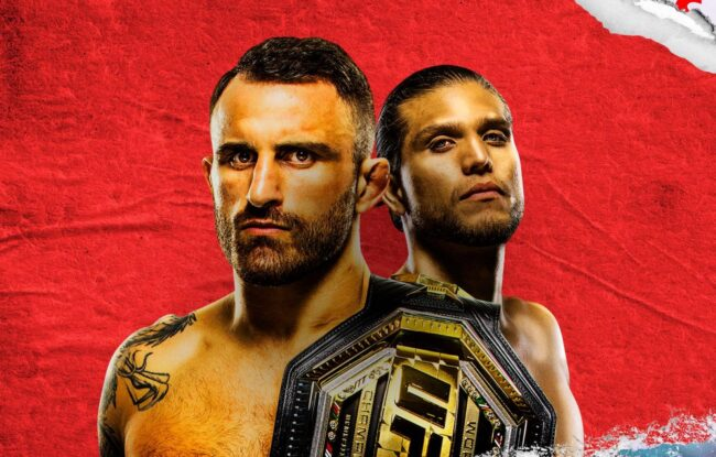 UFC 266 Fight preview